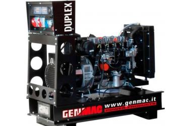 Дизельный генератор GENMAC Duplex RG10PO с АВР