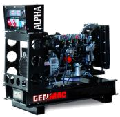 Дизельный генератор GENMAC RG45PO с АВР