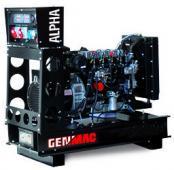 Дизельный генератор GENMAC RG45PO