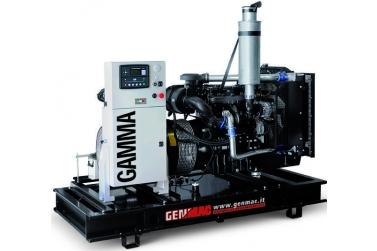 Дизельный генератор GENMAC  Gamma G130IO с АВР