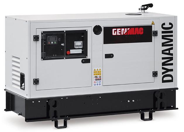Дизельный генератор GENMAC Infinity G15PS в кожухе