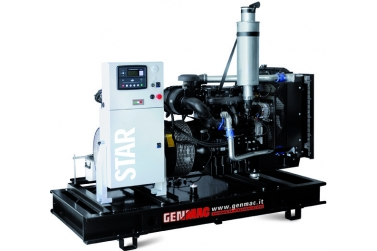 Дизельный генератор GENMAC G300IO с АВР