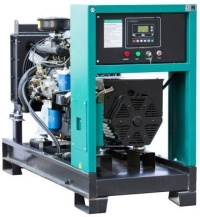 Газовый генератор REG G39-3-RE-LF с АВР