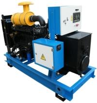 Газовый генератор REG G58-3-RE-LF с АВР