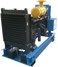 Газовый генератор REG G193-3-RE-LF