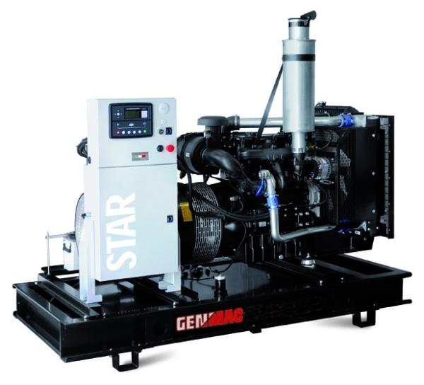 Дизельный генератор GENMAC Star G250IO