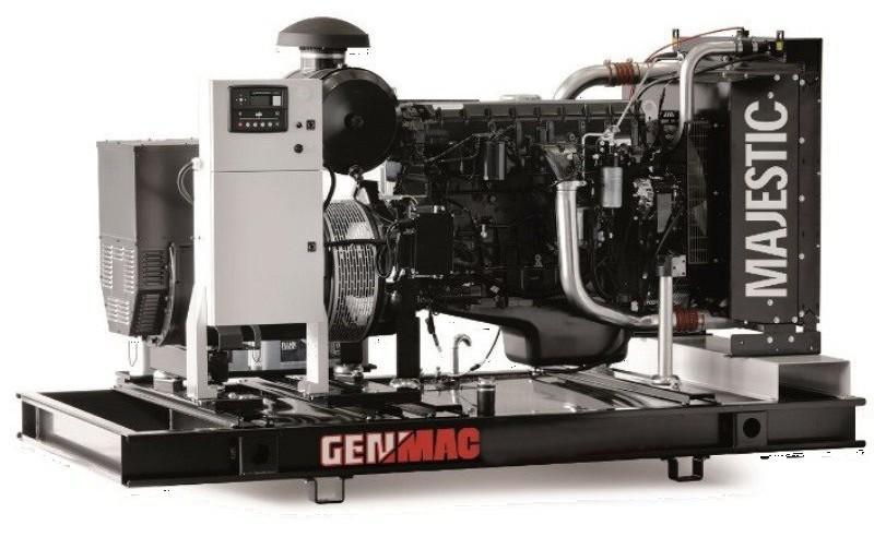 Дизельный генератор GENMAC G450PO с АВР