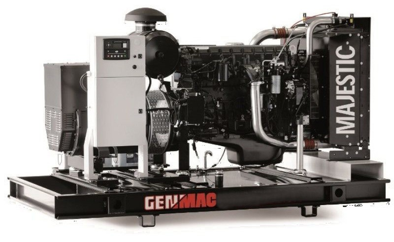 Дизельный генератор GENMAC G450PO