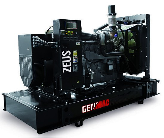 Дизельный генератор GENMAC G1500PO с АВР