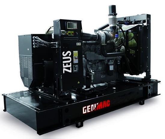 Дизельный генератор GENMAC G1500PO