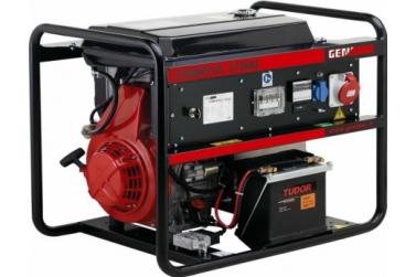 Дизельный генератор GENMAC COMBIPLUS RG5000YEO
