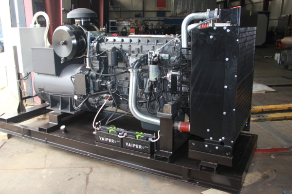 Дизельный генератор IVECO АД-250С-Т400