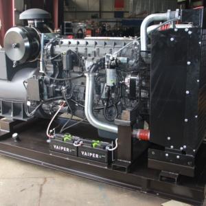 Дизельный генератор IVECO АД-160С-Т400 с АВР