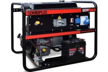 Дизельный генератор GENMAC COMBIPLUS RG4000KEO с АВР