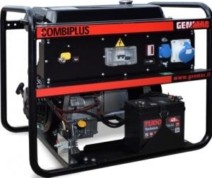 Дизельный генератор GENMAC COMBIPLUS RG4000KEO