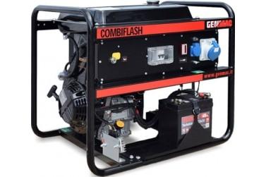 Сварочный генератор GENMAC COMBIFLASH RG181KEO