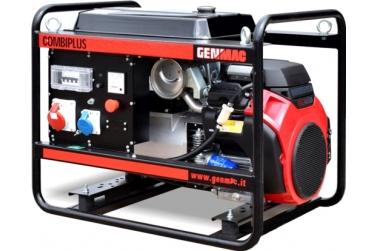 Бензогенератор GENMAC COMBIPLUS G15000HEO
