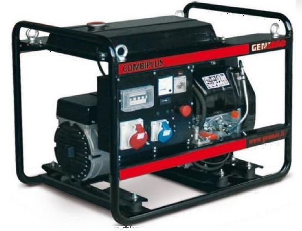 Дизельный генератор GENMAC COMBIPLUS G6500YEO с АВР