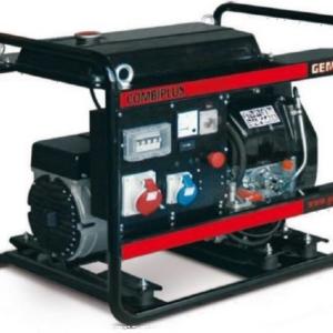 Дизельный генератор GENMAC COMBIPLUS G6500YEO