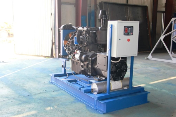 Дизельный генератор IVECO АД-40С-Т400 с АВР