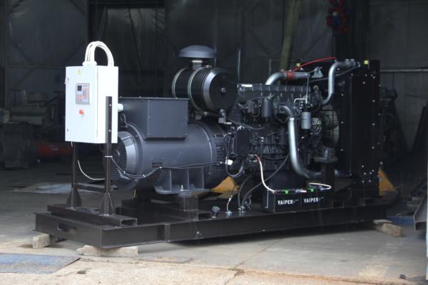 Дизельный генератор IVECO АД-280С-Т400 с АВР