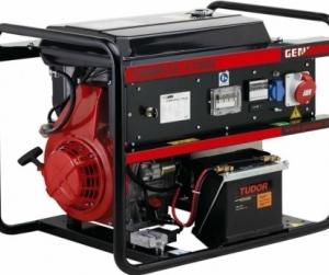 Дизельный генератор GENMAC COMBIPLUS RG5700KEO
