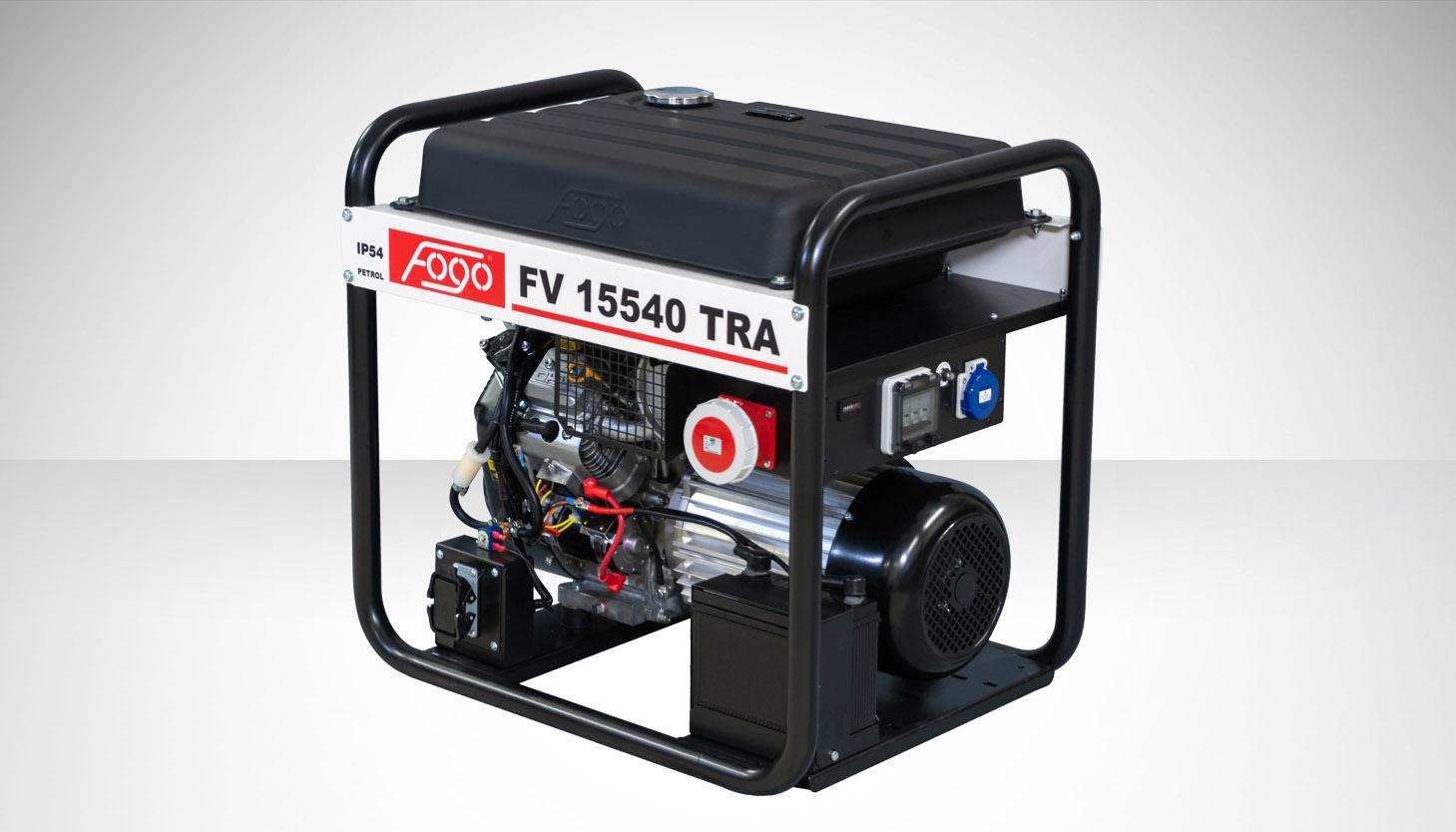 Бензогенератор FOGO FV 15540 TRA с АВР