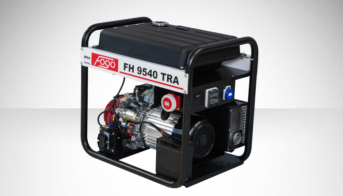 Бензогенератор FOGO FH 9540 TRA с АВР