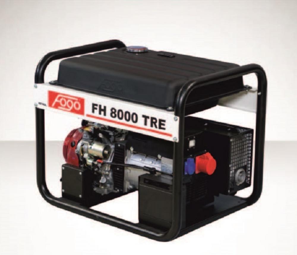 Бензогенератор FOGO FH 8000 TRE с АВР