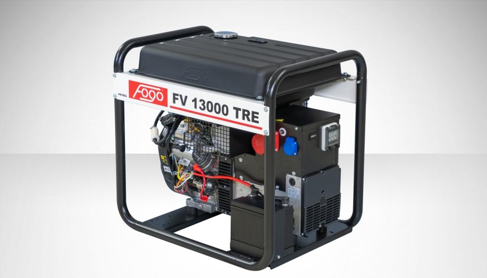 Бензогенератор FOGO FV 13000 TRE с АВР