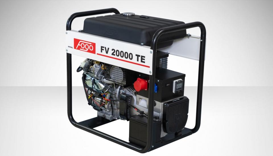 Бензогенератор FOGO FV 20000 TE
