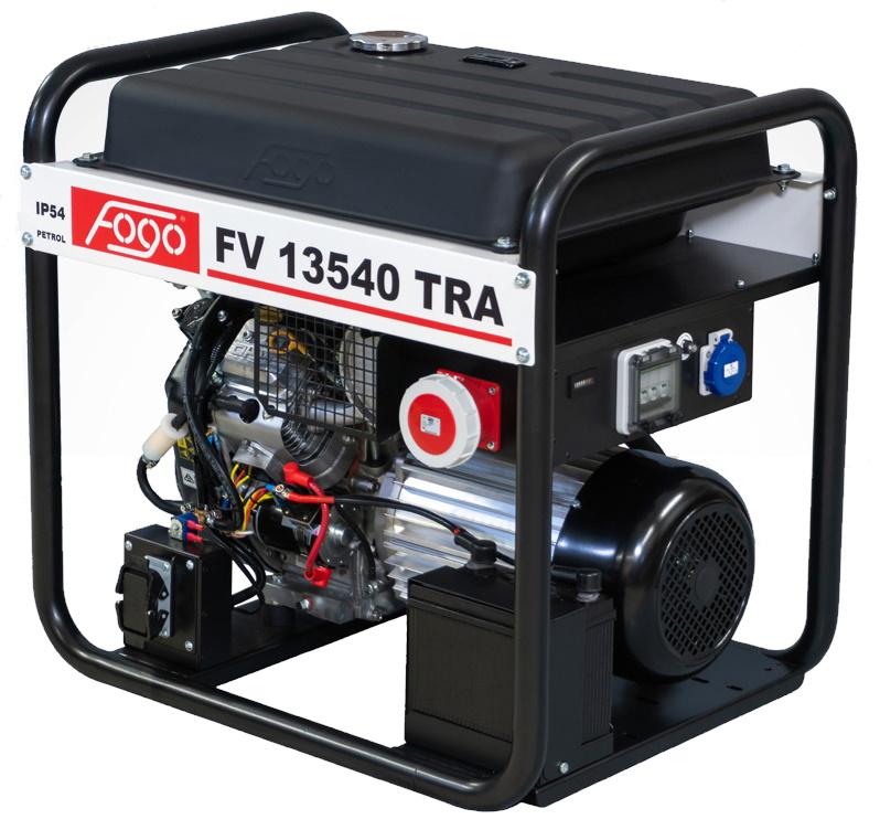 Бензогенератор FOGO FV 13540 TRA с АВР