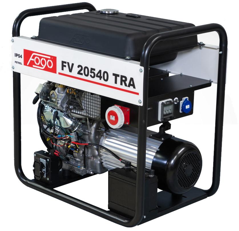 Бензогенератор FOGO FV 20540 TRA с АВР