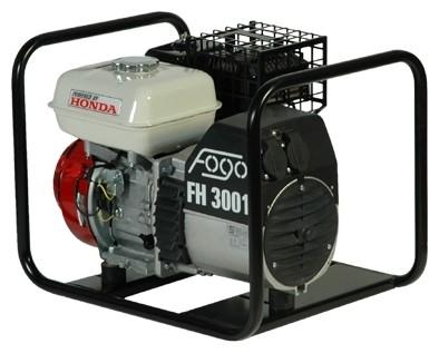 Бензогенератор FOGO FH 3001
