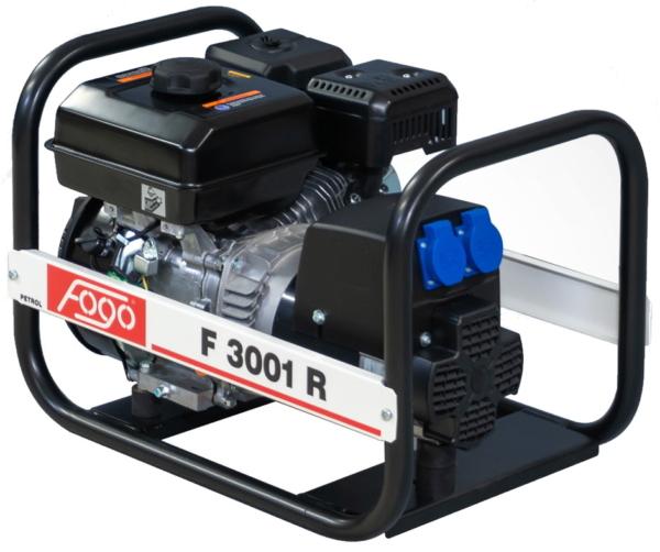 Бензогенератор FOGO F 3001 R