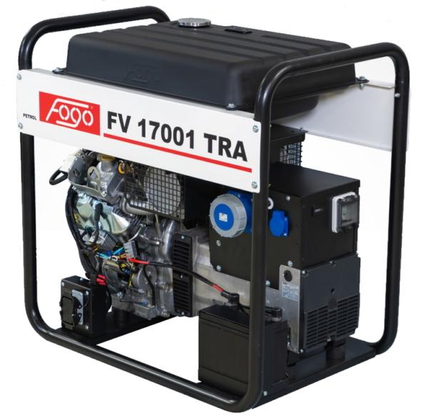 Бензогенератор FOGO FV 17001 TRA