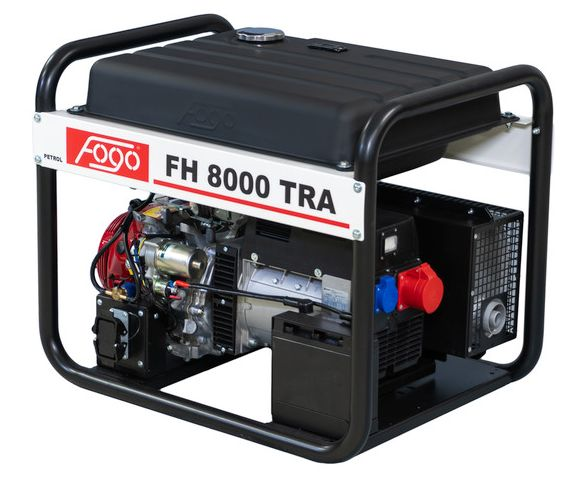 Бензогенератор FOGO FH 8000 TRA
