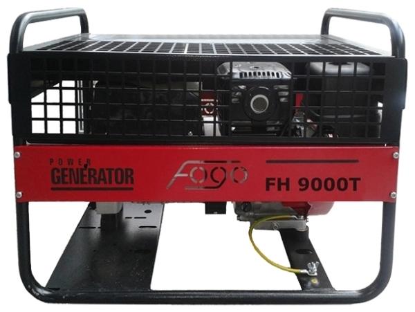 Бензогенератор FOGO FH 9000 T