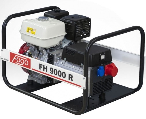 Бензогенератор FOGO FH 9000 R