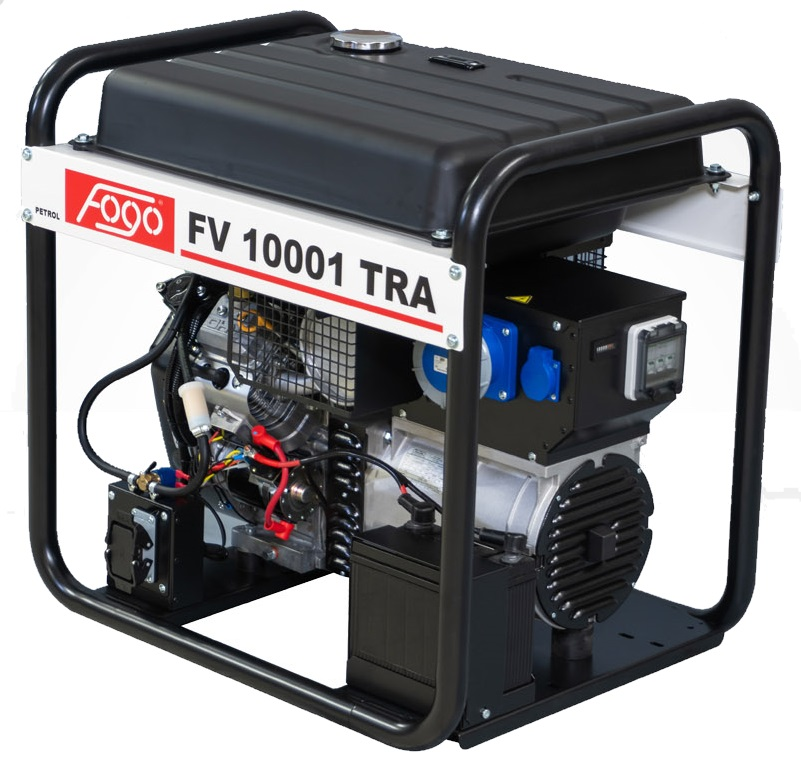 Бензогенератор FOGO FV 10001 TRA с АВР