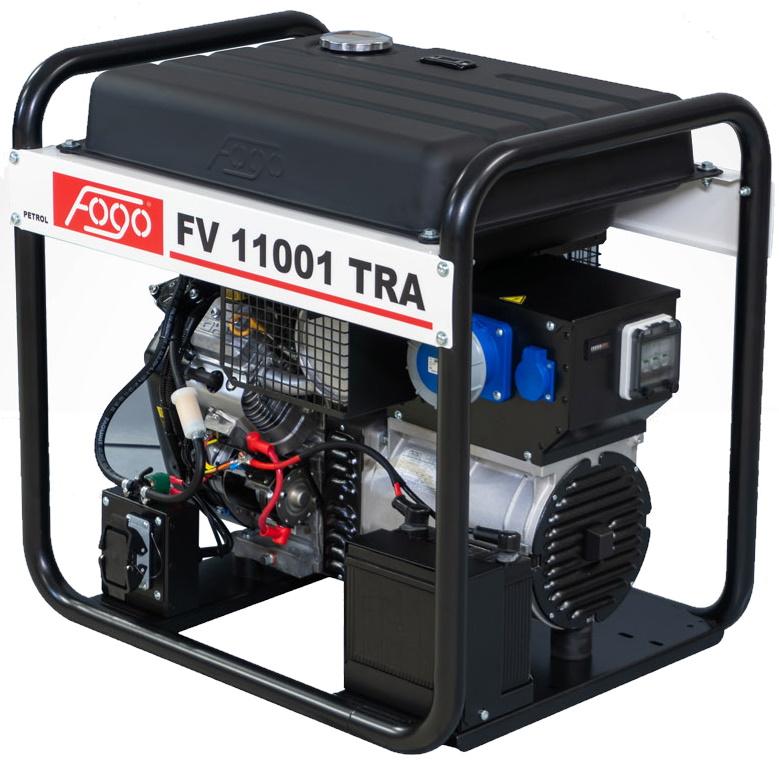 Бензогенератор FOGO FV 11001 TRA с АВР