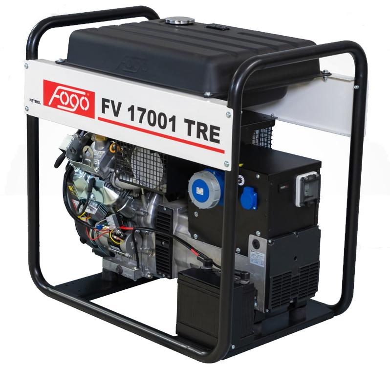 Бензогенератор FOGO FV 17001 TRE с АВР