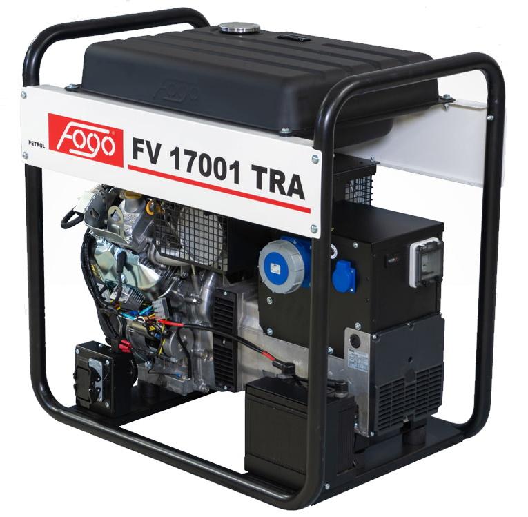 Бензогенератор FOGO FV 17001 TRA с АВР