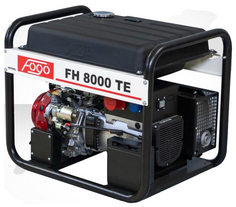 Бензогенератор FOGO FH 8000 TE с АВР