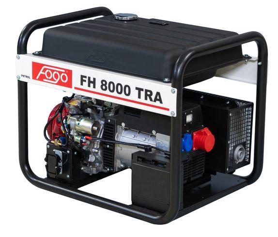 Бензогенератор FOGO FH 8000 TRA с АВР