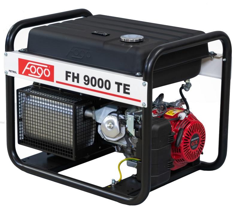 Бензогенератор FOGO FH 9000 TE с АВР