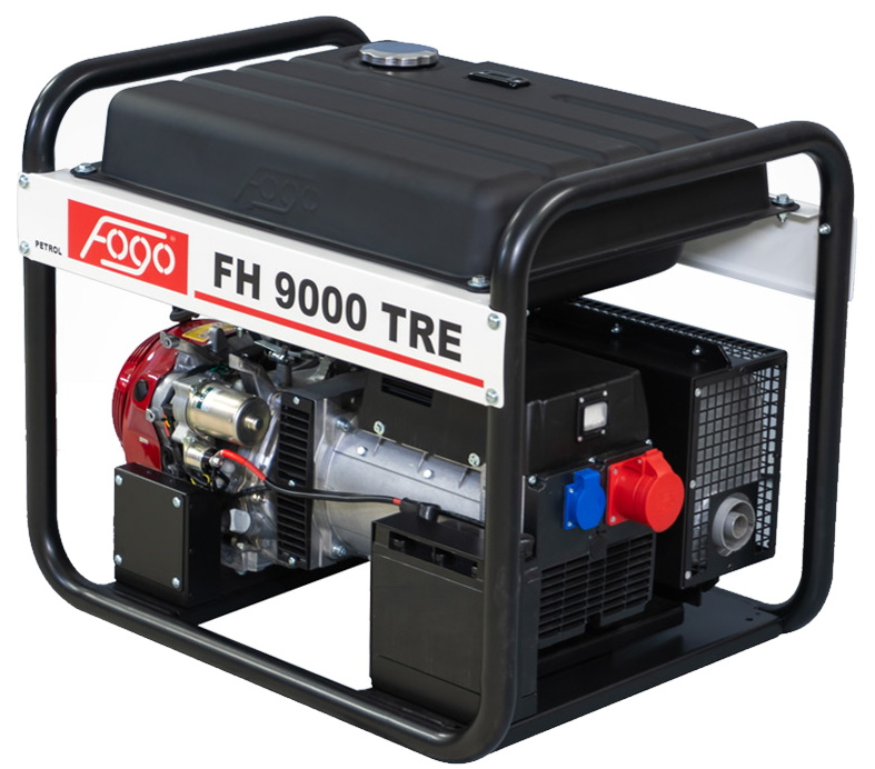 Бензогенератор FOGO FH 9000 TRE с АВР