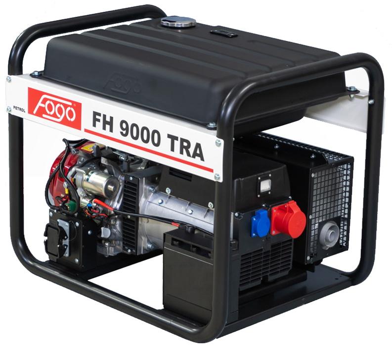 Бензогенератор FOGO FH 9000 TRA с АВР