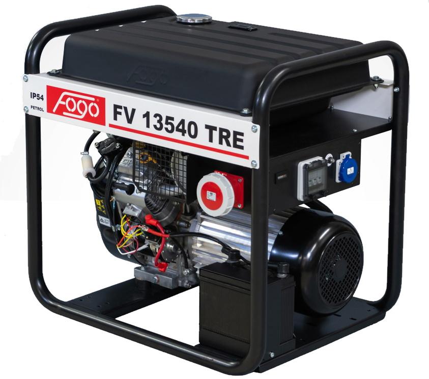 Бензогенератор FOGO FV 13540 TRE с АВР