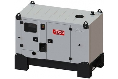 Дизельный генератор FOGO FDG 600.DA в кожухе с АВР